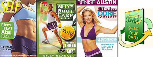 Tired of Your Old Fitness DVDs? Swap Them