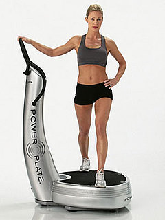 Working Out With the Power Plate