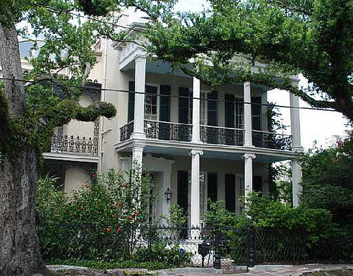 On the Market: Former New Orleans Home of Vampire Enthusiast Anne Rice