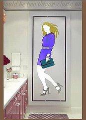 Love It or Hate It? Teen Girl's Bathroom. Interior designer Nancy Van Natta ...