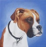 Immortalize Dad's Best Friend with a Custom Pet Portrait ($75). For an 8-x-10 custom portrait of your pet, painted in acrylics, this is a real steal.