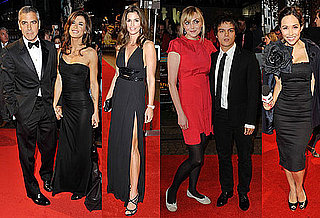 Photos of George Clooney, Elisabetta Canalis, Sophie Dahl at Fantastic Mr Fox Premiere, London Film Festival Pictures
