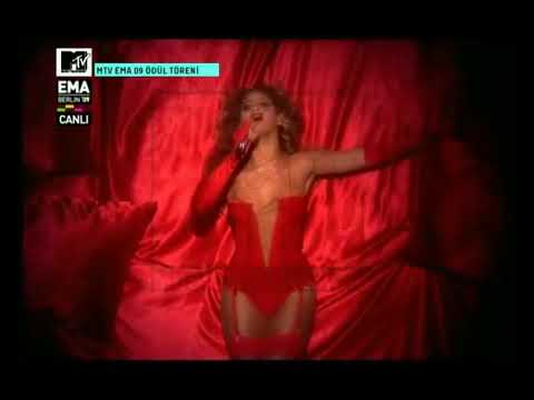 Watch Videos of MTV EMA 2009 Performances By Beyonce Knowles, Shakira, Leona Lewis, Jay-Z, U2