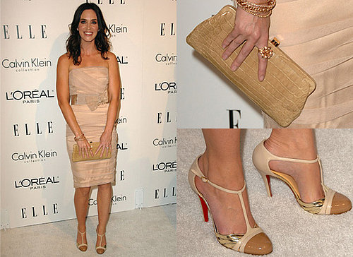 Photos of Emily Blunt at Elle Women in Hollywood Awards