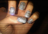 Guess the Celebrity, Rhinestone Nails, Glitter Nail Polish