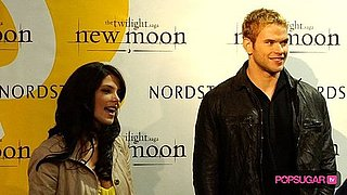 Kellan Lutz and Ashley Greene Video