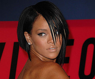 Get Rihanna's Makeup and Hair 2009-12-11 08:11:24