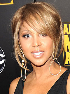 Toni Braxton at the 2009 American Music Awards