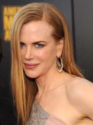 Photos of Nicole Kidman at the 2009 American Music Awards