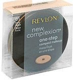 Review of Revlon New Complexion One-Step Compact Makeup