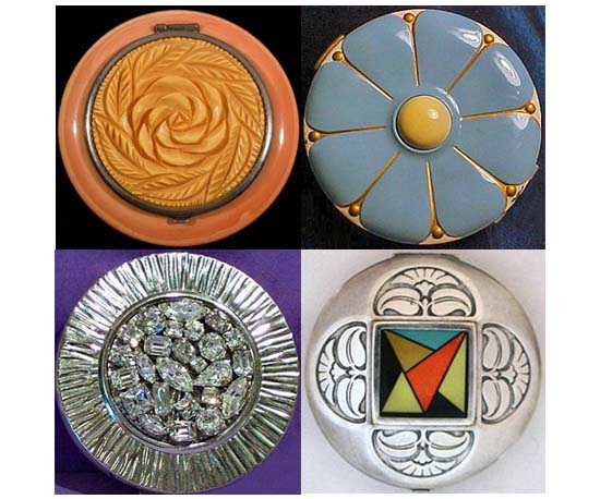 14 Vintage Compacts You've Never Seen
