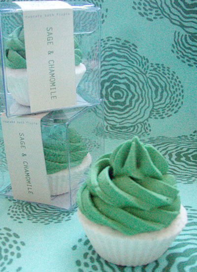 Sage and Chamomile Bath Bomb