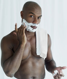 More Men Are Waxing and Shaving