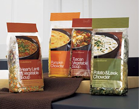 All-Natural Soup Mixes