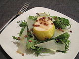 Photo Gallery: Spicy Green Salad with Manchego and Pears