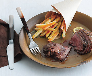 Easy Steak Frites With Red Wine Sauce Recipe