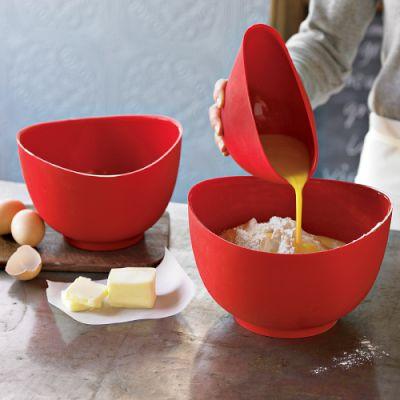 Flex-It Silicone Bowls