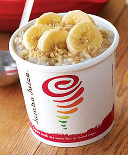 This Week Only: Jamba Juice Offers Oatmeal For $1