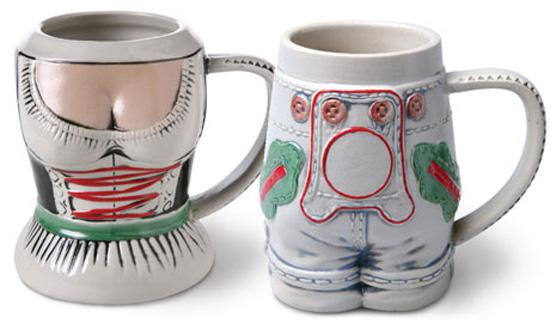 Lederhosen & Dirndl Mugs