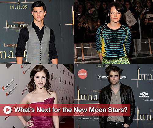 Upcoming Film Projects For the Stars of New Moon