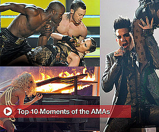 Highlights From the 2009 American Music Awards