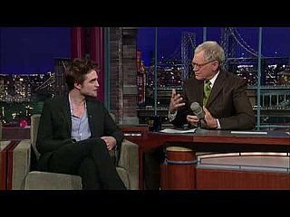 Video Clips of Kristen Stewart on Jimmy Fallon and Robert Pattinson on David Letterman