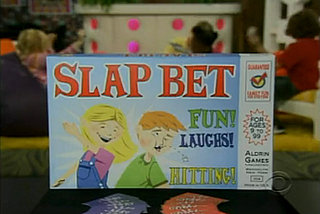 "Slap Bet Board Game Commercial From How I Met Your Mother Episode ""Slapsgiving: Revenge of the Slap"""