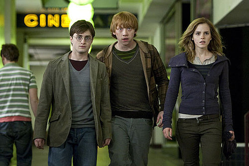Harry Potter and The Deathly Hallows Sneak Peek