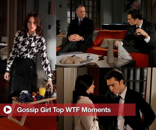 "Recap and Review of Gossip Girl Episode ""The Debarted"" 2009-12-08 09:26:58"