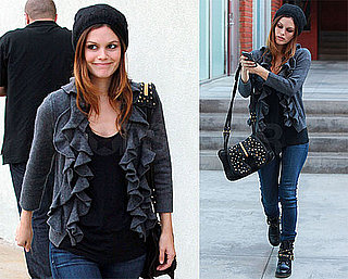 Photos of Rachel Bilson Shopping in LA