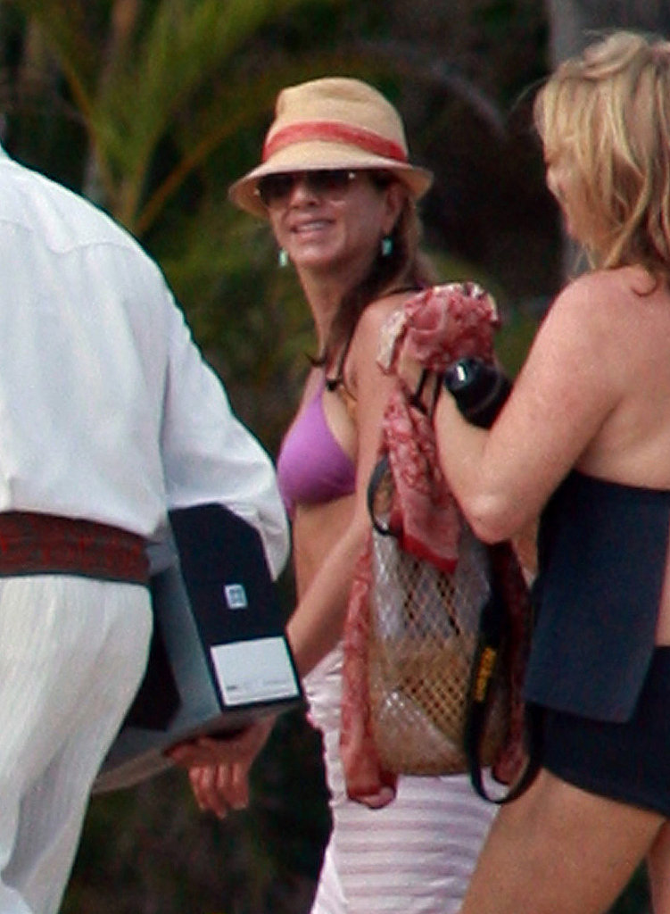 Photos of Jennifer Aniston in a Bikini