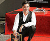 Slide Photo of John Stamos Receiving Star on Walk of Fame