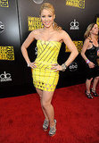 Photos of Shakira, Selena AMAs