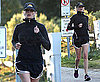 Photos of Julia Roberts Taking a Jog in LA