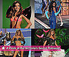 Photos From Victoria's Secret Fashion Show, Heidi Klum, Miranda Kerr, Marissa Miller, Chanel Iman in Underwear