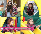 Camila and Levi's Day at the Park