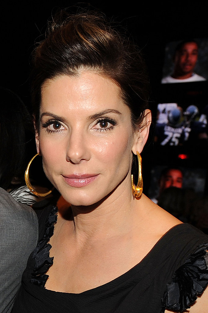Photos of Sandra Bullock at The Blind Side Premiere