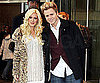 Slide Photo of Heidi Montag and Spencer Pratt at Live with Regis and Kelly