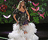 Slide Photo of Heidi Klum at Victoria's Secret Runway Show
