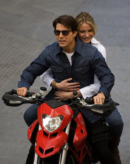 Photos of Tom Cruise and Katie Holmes