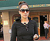 Slide Photo of Jennifer Lopez Running Errands in LA
