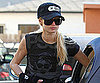 Slide Photo of Paris Hilton in LA Running Errands