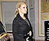 Slide Photo of Jessica Simpson Going to See Ashlee on Broadway