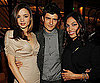 Slide Photo of Orlando Bloom and Miranda Kerr With Rosario Dawson in Las Vegas