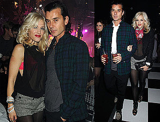 Photos of Gwen Stefani and Gavin Rossdale at the Berekeley Square Christmas Ball 2009-12-04 16:29:59
