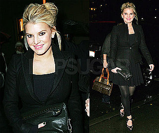 Photos of Jessica Simpson in NYC 2009-12-03 09:00:28
