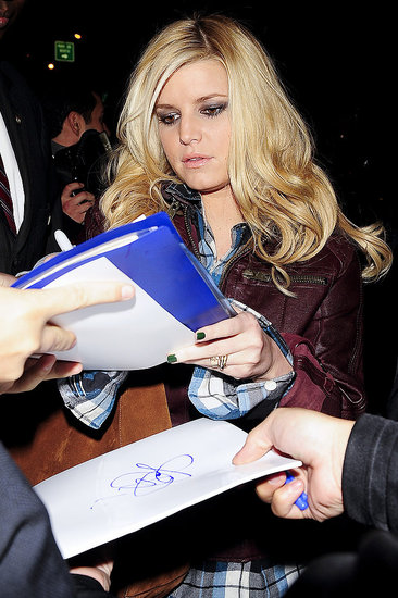 Photos of Jessica Simpson in NYC