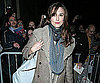 Slide Photo of Keira Knightley At Comedy Theater in London
