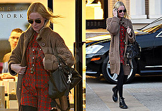 Photos of Kate Bosworth Shopping in LA