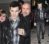 Photos of Taylor Lautner at SNL Afterparty